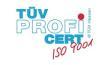 TÜV Cert ISO 9001